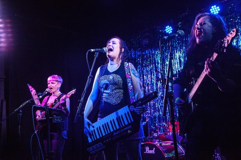 Loud Women Fest 2019 - Photo by Keira Anee